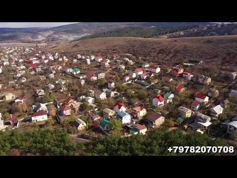 Где купить землю в Крыму для ПОСТРОЙКИ ДОМА? Лозовое с квадрокоптера!Эксклюзивные земельные участки!