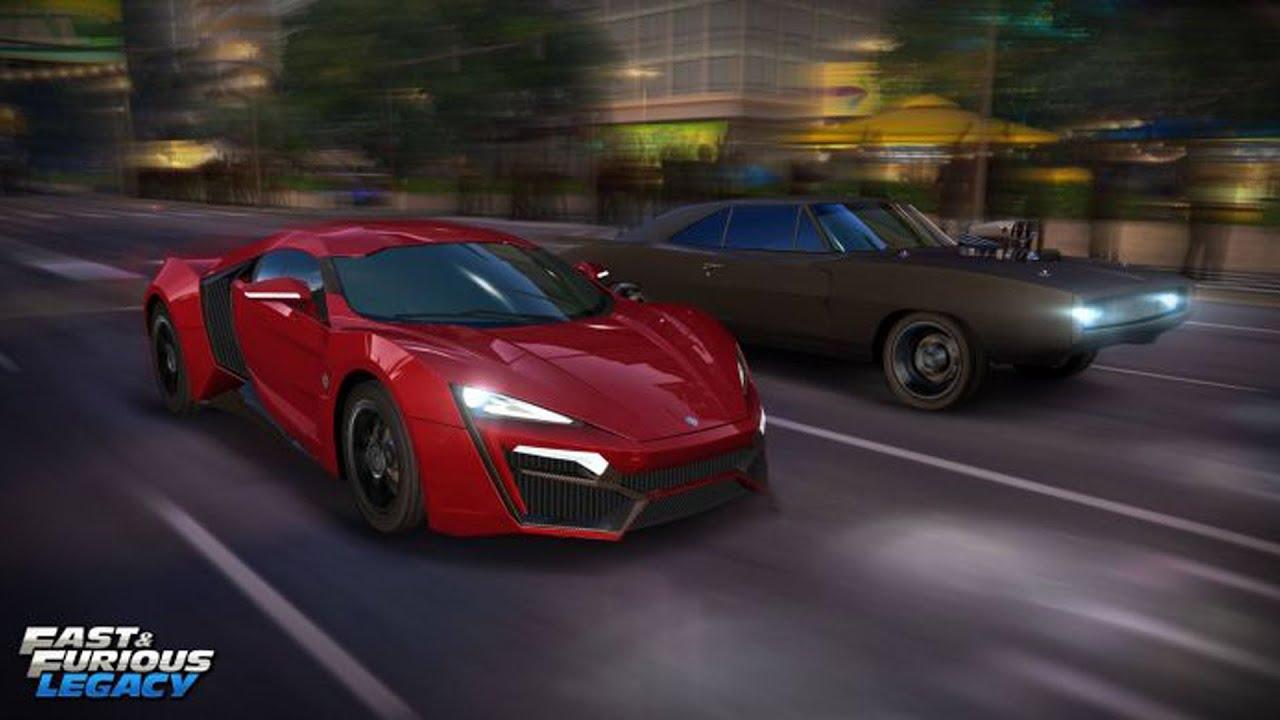 <b>Fast</b> & <b>Furious</b>: <b>Legacy</b> Android GamePlay Part 1 (1080p ...