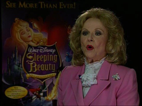 Mary Costa interview for Sleeping Beauty DVD & Blu Ray