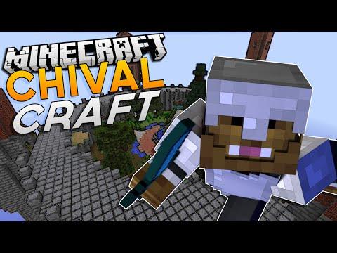 Minecraft ChivalryCraft (ChivalCraft) | JeromeASF |