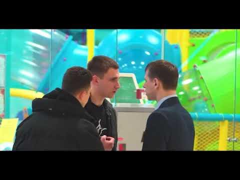 Охранник дал пизды Литвину