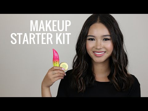 Green Beauty Makeup Starter Kit! All-Natural/Cruelty-Free | Teri Miyahira