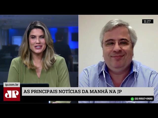 Entrevista Carlos Eduardo Gouvêa - Rádio Jovem Pan - Jornal da Manhã