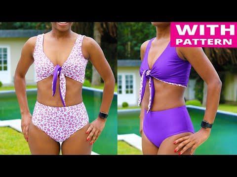 how-to-sew-reversible-seamless-front-bow-bikini-top- -gigi-fashion-designer