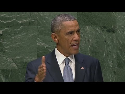 Obama: 'Cancer' has ravaged Muslim world