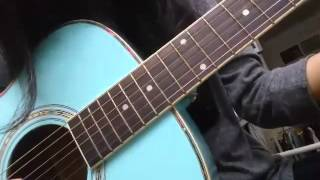 Em chỉ là bạn thân - Guitar Cover by Cát Cánh