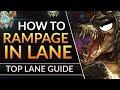 NEVER LOSE LANE AS RENEKTON - Pro Laning Tips vs RANGED CHAMPIONS | LoL Challenger Guide