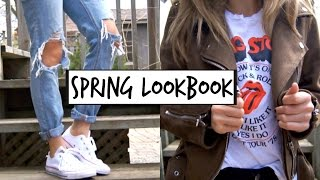 Spring Lookbook 2017 / Chelsea Trevor