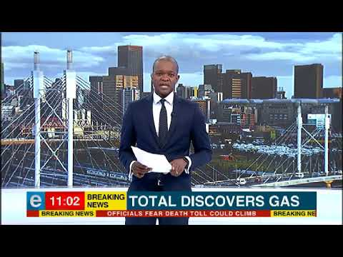 Breaking News | Total discovers gas