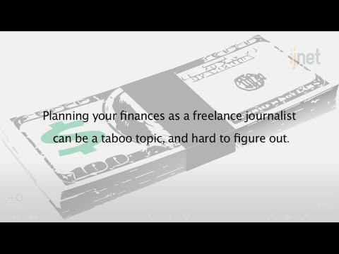 7 budgeting tips for freelance journalists