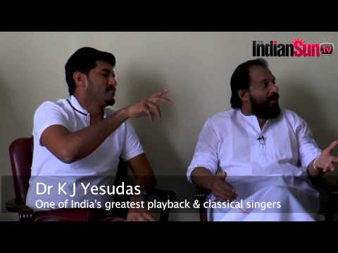 Dr K J Yesudas interview: Father & Son Exclusive (PART 1)