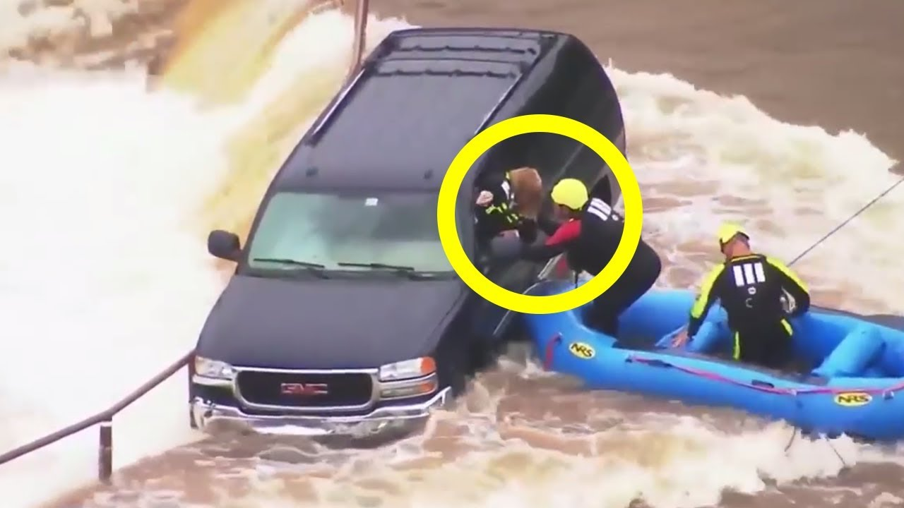 8 OF THE MOST AMAZING REAL LIFE HEROES CAUGHT ON TAPE