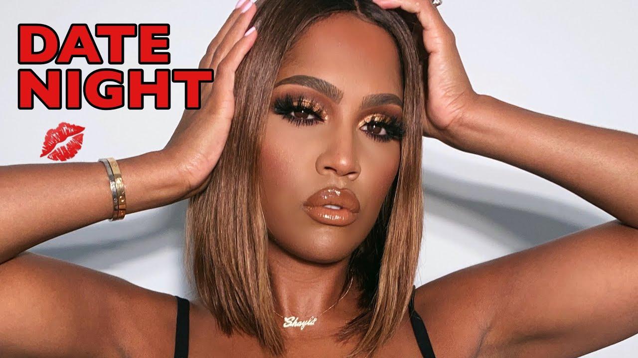 Grwm Date Night Makeup Makeupshayla Youtube I have my own line of eyelashes! grwm date night makeup makeupshayla
