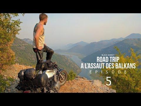 BLKMRKT: Course à moto au Montenegro, Ça glisse de ouf ! [A l'assaut des Balkans: Episode 05]