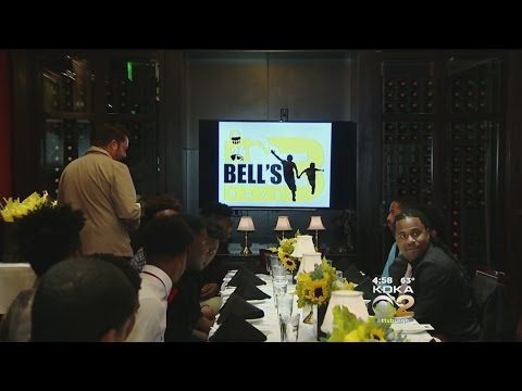 Steelers' Le'Veon Bell Host Inaugural Dinner For Local High School Athletes