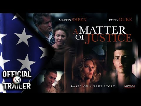 A MATTER OF JUSTICE (1993) | Official Trailer
