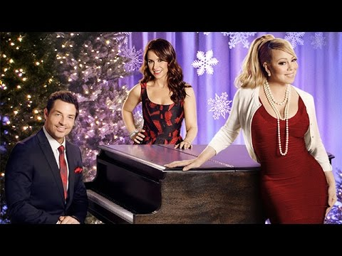 A Christmas Melody  Stars Mariah Carey, Lacey Chabert and Brennan Elliott