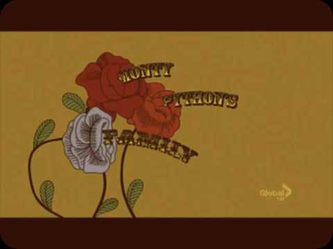 Family Guy intro Monty Python's Flying Circus