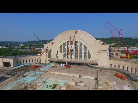 Restoration of Union Terminal - Cincinnati Museum Center