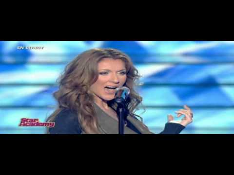 Céline Dion - Taking Chances ( Star Academy )
