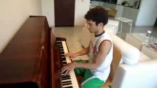 מירי מסיקה \ שירה ורוני - שיר לשירה פסנתר  Miri Mesika - a song for Shira