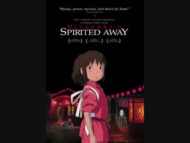 Spirited Away - Dragon Boy