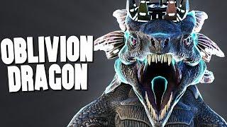 THE OBLIVION DRAGON - Ark Survival Evolved (Modded)