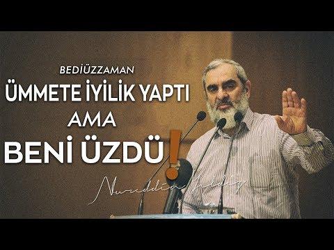 Nurettin Yıldız, Said Nursi (r.a) Hakkında Ne Düşünüyor ? | Maksat114