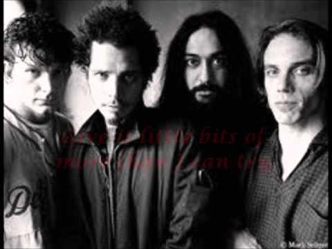 Soundgarden ~ Fresh Tendrils [Lyrics Included]