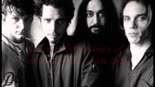 Soundgarden ~ Fresh Tendrils [Lyrics Included]