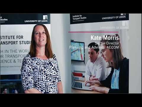 Transport Planning and Engineering MSc at the Institute for Transport Studies