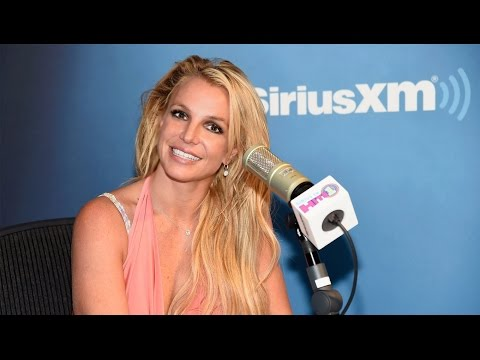 Britney Spears - New Album 'Glory' Track By Track (Radio Sirius XM)