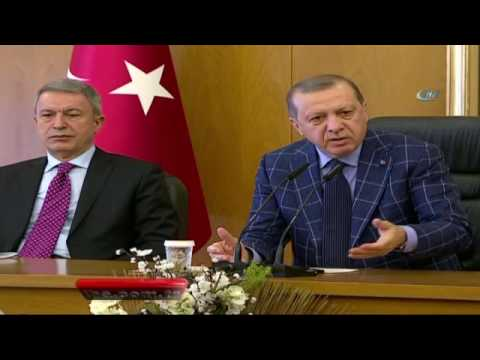 Erdoğandan Karargah Rahatsız manşetine sert tepki!