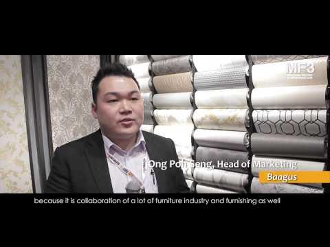 Malaysian Furniture & Furnishings Fair (MF3) - Exhibitor