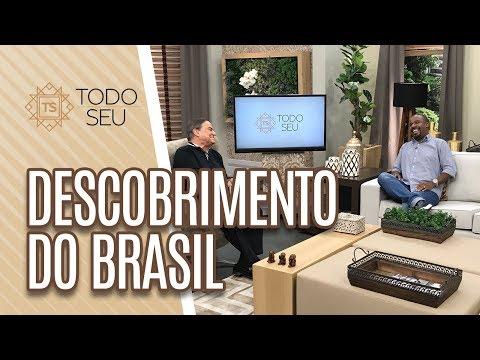 O descobrimento do Brasil - Todo Seu 220419