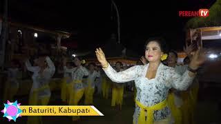 Download Video Tari Rejang Renteng.  Pagerwesi, Pujawali khayangan Puseh Lan Desa pekraman Perean 17 okt 2018 MP3 3GP MP4