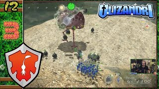 Pikmin 3 - Tundra Cleared! The Tropical Wilds Fruit Clearance Begins - Episode 12
