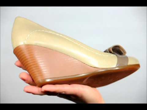 Бежевые туфли лодочки (Unboxing) - ПОСЫЛКА С ALIEXPRESS - YouTube