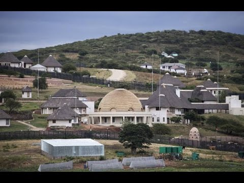 LIVE: Nkandla site inspection police briefing