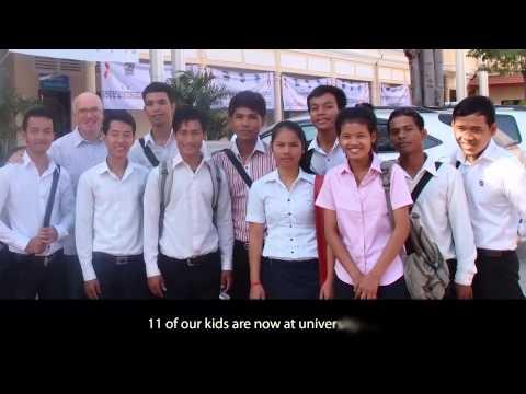 Cambodia Rural School Trust 2013