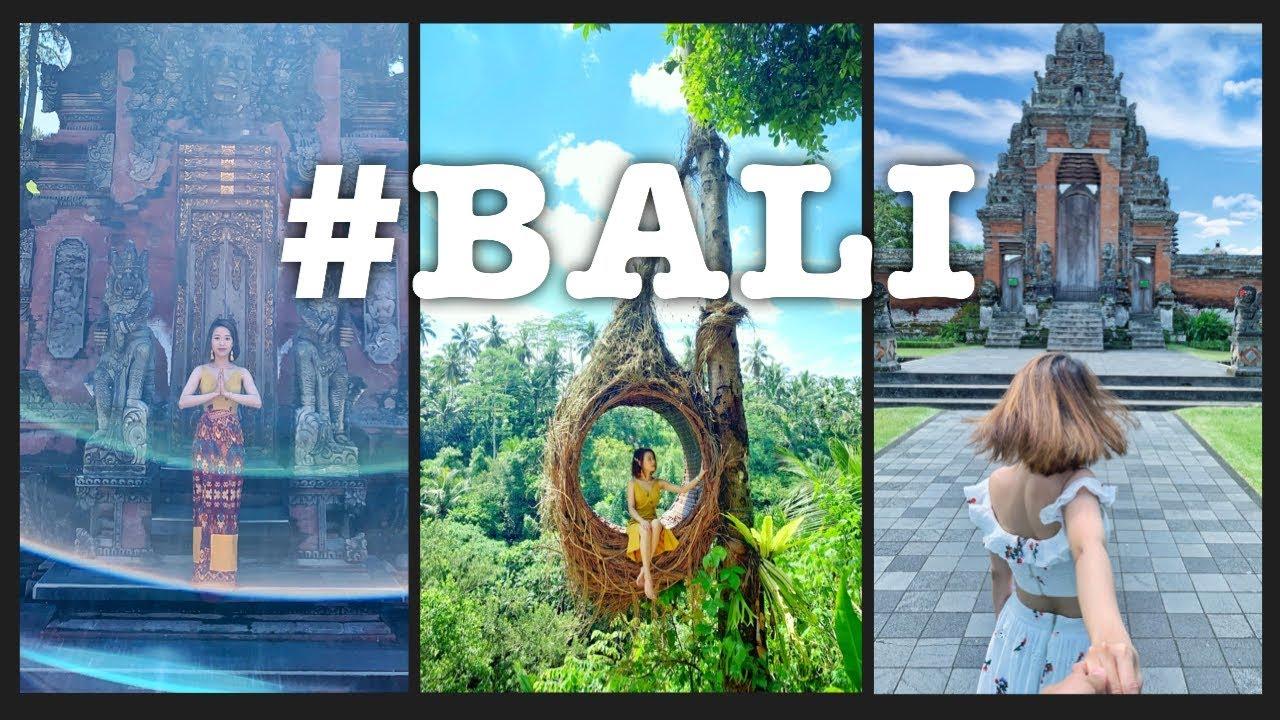 Tất tần tật về du lịch BALI tự túc