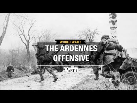 The Ardennes Offensive Part 1 - A Calculated Risk