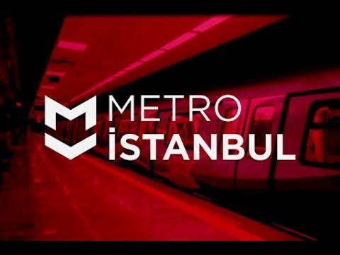 metro istanbul  m5 üsküdar  çekmeköy metro hattı araçları foto