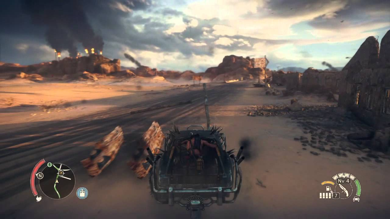 Mad Max Ps4 Bug 190191 Resuelto Youtube
