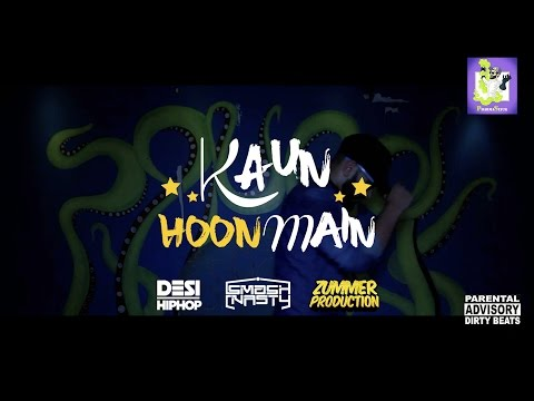 Kaun Hoon Main | SMASH Nasty ft. Slyck TwoshadeZ | Latest Hindi Rap Songs 2016 | DESI HIP HOP