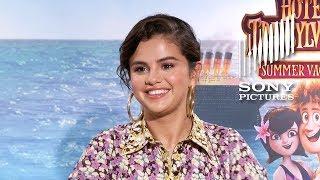 HOTEL TRANSYLVANIA 3: SUMMER VACATION - Selena Gomez & Andy Samberg Ad Lib