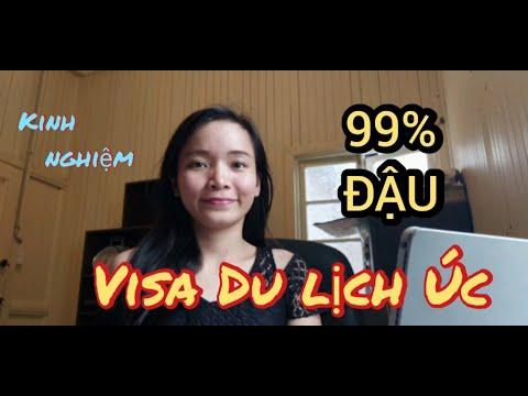 Kinh Nghiệm Tự Làm Visa Du Lịch Úc 99% Đậu   Bạn Có Thể Làm Được