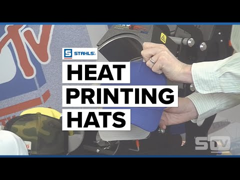 Project Headwear: A Complete Guide to Heat Printing Hats