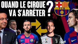 Fc Barcelone : Le Deal De La Honte  Pjanic/arthur  Et Le Cirque De La Direction