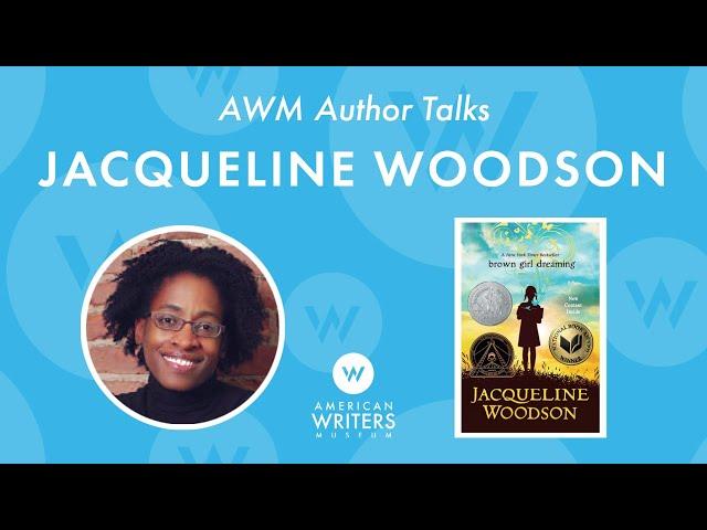 A conversation with Jacqueline Woodson, author of